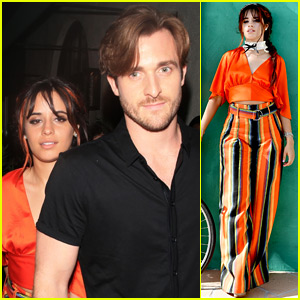 Camila Cabello Has a Dinner Date with Matthew Hussey!