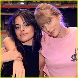 Camila Cabello Reveals Why She Needs to Hang Out With Taylor Swift More!