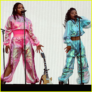 Chloe X Halle Kick Off 'On The Run II' Tour with Beyonce & Jay-Z!