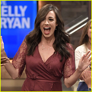 Colleen Ballinger Opens Up About Her Surprise Pregnancy on 'Live! With Kelly & Ryan'