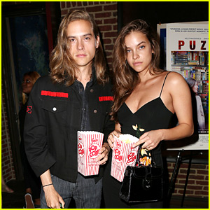 Dylan Sprouse & Barbara Palvin: New Couple Alert?!