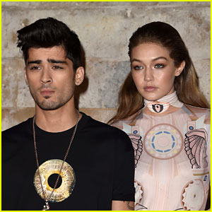Gigi Hadid Says She Doesn't Need Zayn Malik to Follow Her on Instagram