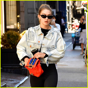 Gigi Hadid Keeps it Chic While Going to Visit Zayn Malik in NYC!