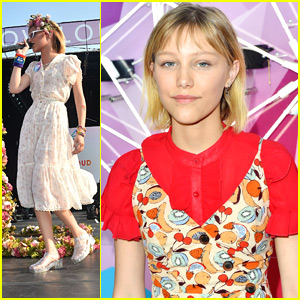Grace VanderWaal Hints That Her Collab With Ingrid Michaelson Will Be Out 'Soon'