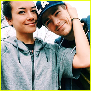 Grant Gustin & LA Thoma Say They're 'Spirtually Married' Already
