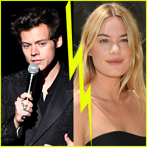 Harry Styles & Camille Rowe Break Up After a Year of Dating!