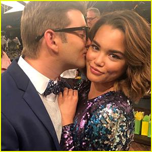 Jack Griffo Celebrates 'Alexa & Katie's Emmy Nom With Sweet Note to Girlfriend Paris Berelc
