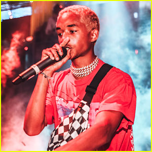 Jaden Smith Takes the Stage at His 20th Birthday Party in Miami!