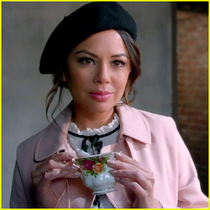 Janel Parrish Dishes on 'The Perfectionists' Location: 'It's More Risque'