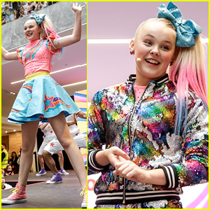 JoJo Siwa's Melbourne Concert Had Over 15,000 Fans Show Up!
