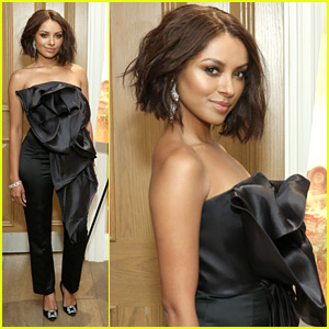 Kat Graham Slays at Premiere of 'How It Ends'