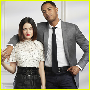 Lucy Hale Writes Super Sweet Birthday Message For Elliot Knight