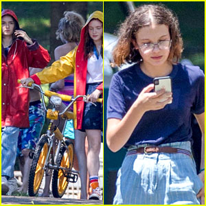 Millie Bobby Brown Skips Stunt Scene on 'Stranger Things' Set Amid Injury