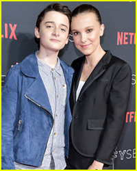 Millie Bobby Brown & Noah Schnapp's In My Feelings Challenge Video Is The Best One Yet