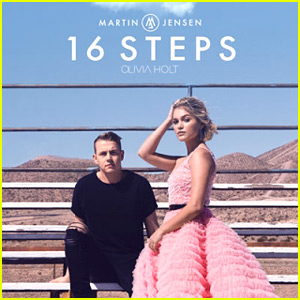 Olivia Holt Drops New Song '16 Steps' With Martin Jensen - Listen Now!