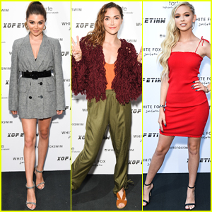 Olivia Jade, Alyson Stoner, & Jordyn Jones Show Off Their Style at White Fox Swimwear Party!