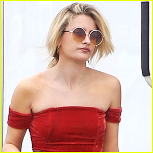 Paris Jackson Goes Without Tattoos for Latest Photo Shoot!