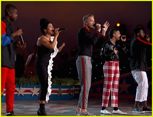 Pentatonix Debut 'Stay' & 'The Middle' Mashup - Watch Now!