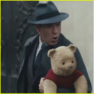 Winnie the Pooh Causes Havoc in London in New 'Christopher Robin' Trailer - Watch Here!
