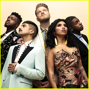 Pentatonix's Scott Hoying Teases New Mashup The Group Will Premiere This Week!
