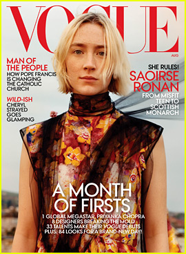 Saoirse Ronan Reveals How She Deals with Gossip
