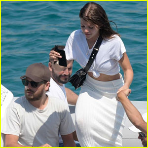 Sofia Richie & Scott Disick Couple Up During Vacay in Greece