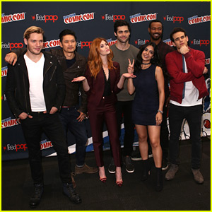 Fans Buy Special 'Shadowhunters' Comic-Con 2018 Bike To Help Save The Show