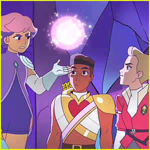 Netflix Drops First Look Pics For New Series 'She-Ra'