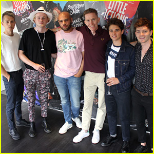 The Vamps Ink Global Publishing Deal With Warner/Chappell Music