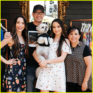 Veronica & Vanessa Merrell Celebrate Launch of New Fashion Line, True Img!