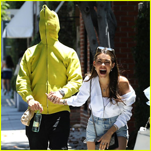 Zack Bia Made Girlfriend Madison Beer Laugh Her Head Off By Doing This