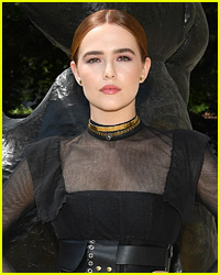 Zoey Deutch's Look at the Christian Dior Show Will Floor You