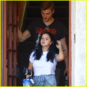 Ariel Winter & Levi Meaden Step Out for the Day Together!