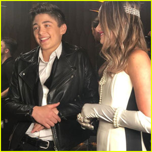 Asher Angel's 'Chemistry' Music Video Was Inspired By Michael Jackson!
