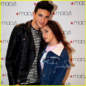 Baby Ariel & Daniel Skye Host Back To School Event at Macy's in New York City