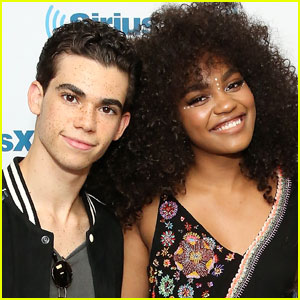 China Anne McClain & Cameron Boyce Have a Dance Party in Throwback Video