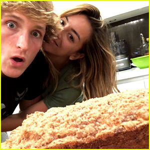 Logan Paul and Chloe Bennet Went To A Ton of Grocery Stores Just To Make Banana Bread