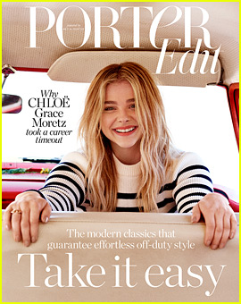 Chloe Moretz Opens Up About Getting Photographed Kissing in Public