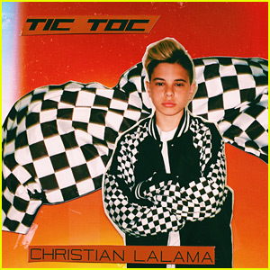 Rising Artist Christian Lalama Drops 'Tic Toc' Lyric Video - Watch Now!