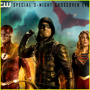 CW Reveals Premiere Dates For Annual Arrowverse Crossover Event