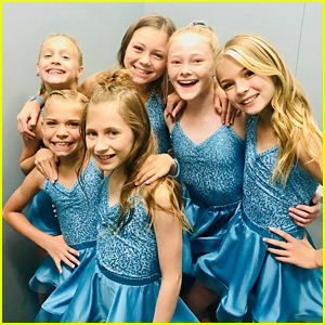 Hailey Bills Shares Cute Pic of Junior Pros From 'Dancing With The Stars Juniors'