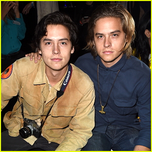Dylan Sprouse Roasts Cole Sprouse's Teen Choice Male Hottie Award on Instagram