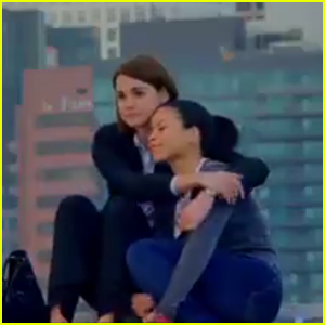 Freeform Shares Very First Look at 'Good Trouble' In New Instagram Video