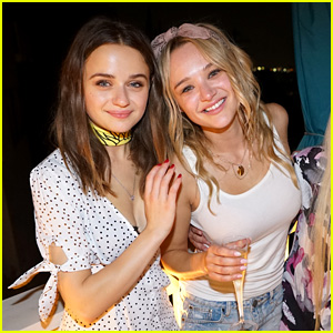 Joey King Celebrates Sister Hunter's Engagement at Surprise Party (Exclusive Photos)