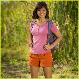 Get a First Look at Isabela Moner Playing Dora the Explorer in Upcoming Movie!