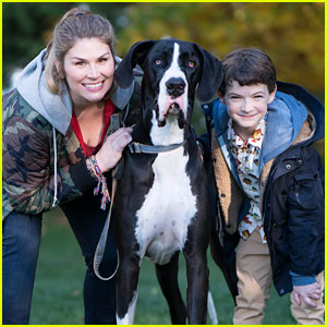 Jason Maybaum Shares Hilarious BTS Video While Training 'Enormous Dog' From 'Freaky Friday'