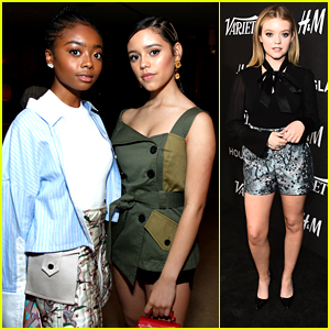 Jenna Ortega & Skai Jackson Have Girls Night Out at Variety's Power of Young Hollywood Party