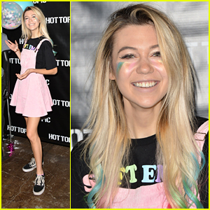 Jessie Paege Hosts Meet & Greet Event To Celebrate New Hot Topic Collection