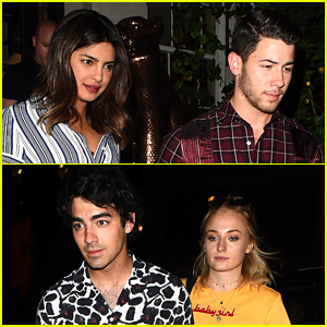 Joe Jonas & Sophie Turner Celebrate Nick's Engagement with Cute Messages!