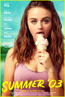 Joey King Navigates Her Teenage Years in 'Summer '03' Trailer - Watch Now!